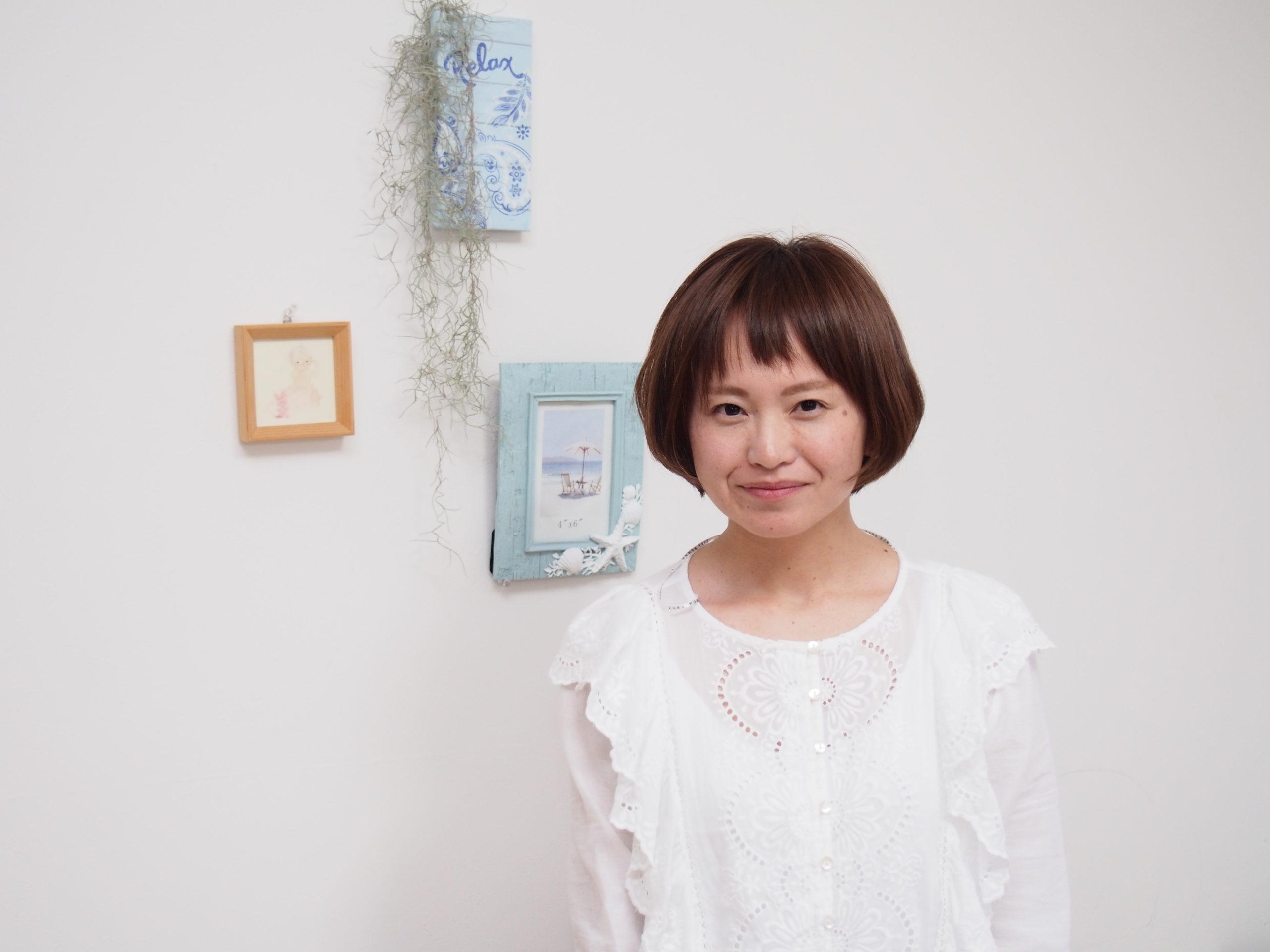 my assistant Kitani代表 木谷 有希